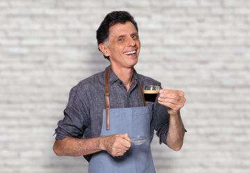 Paulo Tassinari, expert em cafés