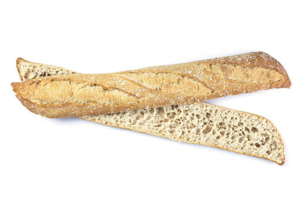 baguette fermentacao natural
