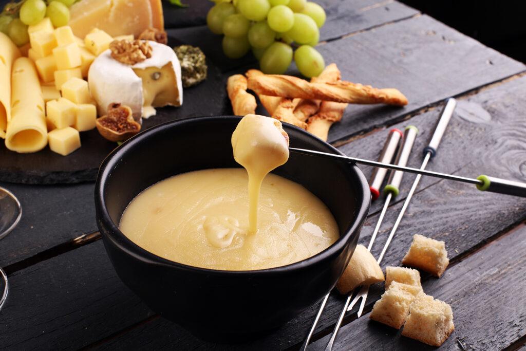 fondue queijo zona sul