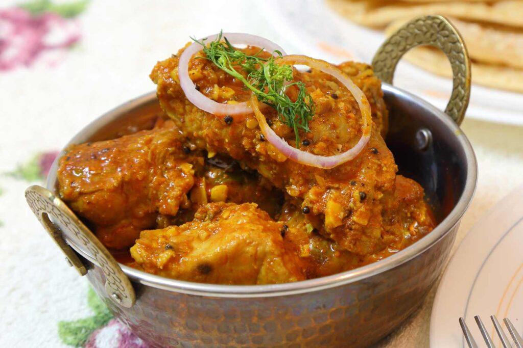 pirarucu curry