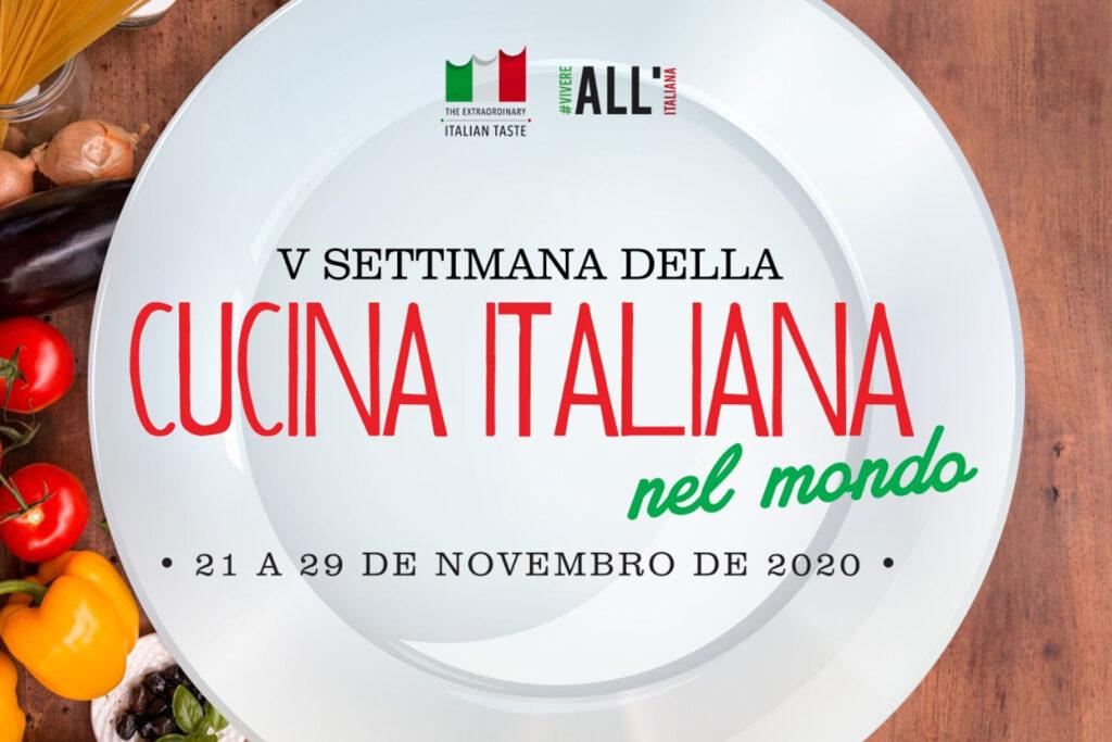 V Settimana della Cucina Italiana nel Mondo no Rio de Janeiro