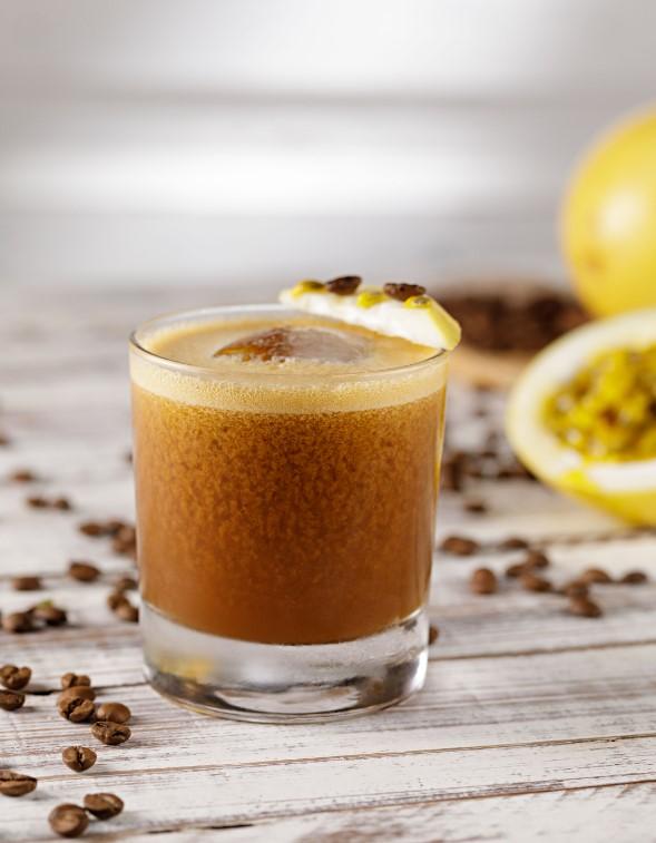 drink cafe cara metade