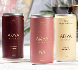 vinhos Arya