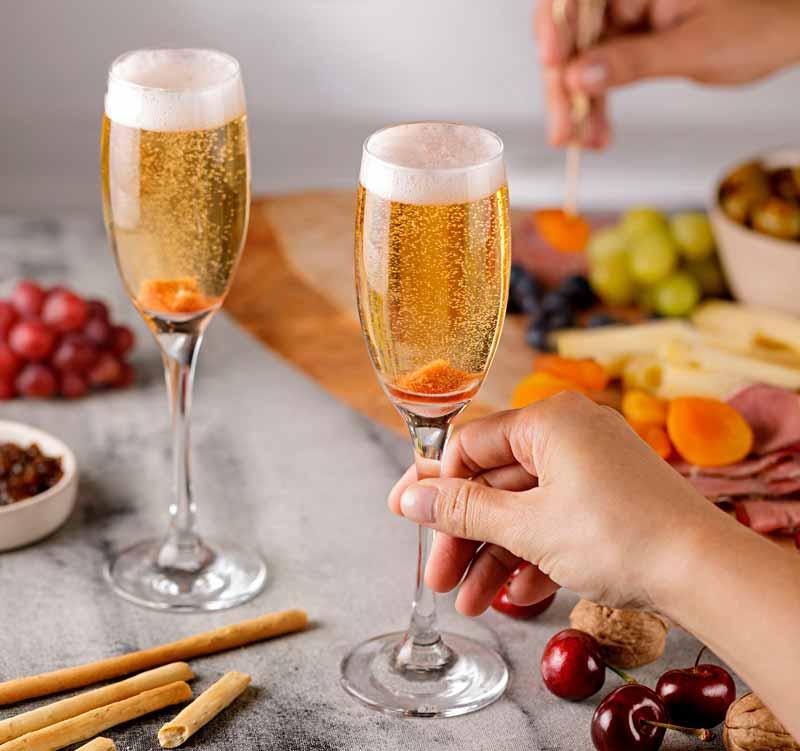 vinho branco zona sul rodrigo azevedo perlage taça flute
