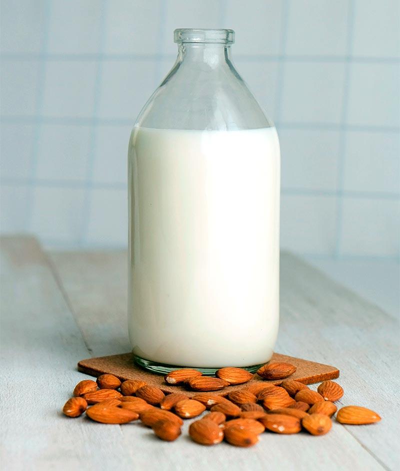 bebida de amêndoas oleaginosas leite vegetal zona sul