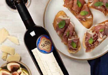 vinho sena chileno premiado zona sul