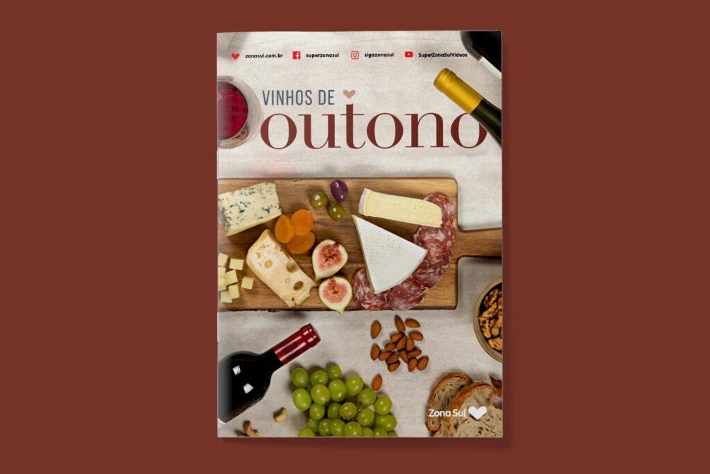 catalogo vinhos outono zona sul vinho seña
