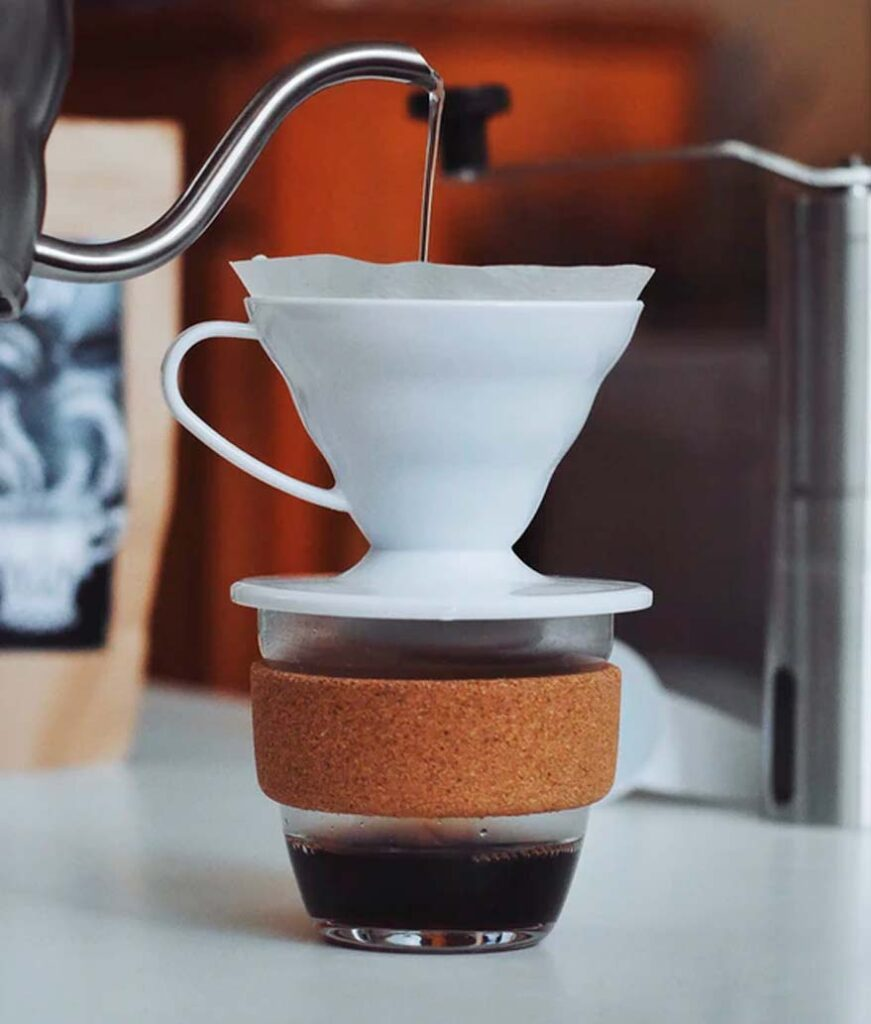 guia do café zona sul filtro de papel