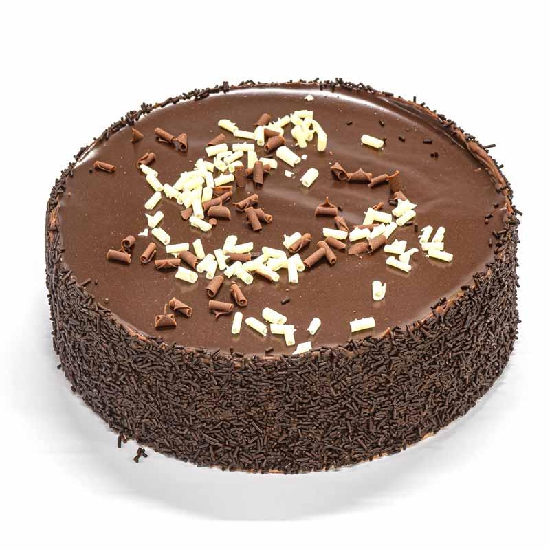 doces brasileiros torta de brigadeiro