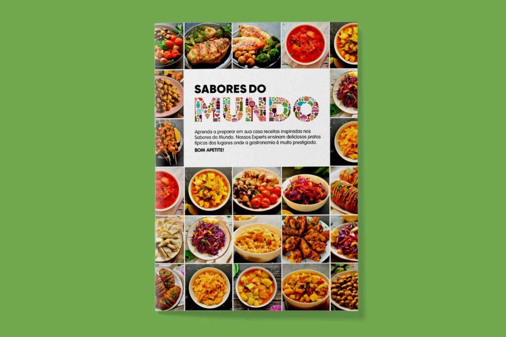 olimpiadas sabores do mundo ebook